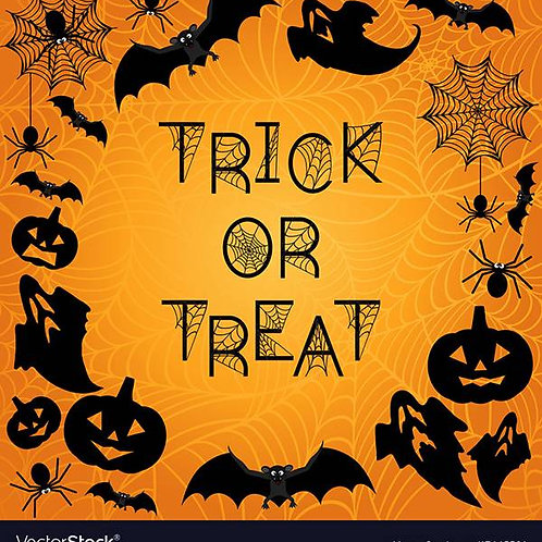 DYNAMIC TRICK OR TREAT TRIO PACK (C: 0-1-2) DYNAMIC FORCES This TRICK OR TREAT T