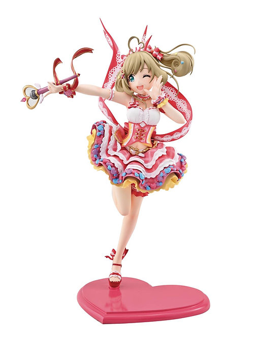 IDOLMASTER CG SHIN SATO 1/8 PVC FIG HEART TO HEART VER (MUST ORDER 6 OR MORE)
