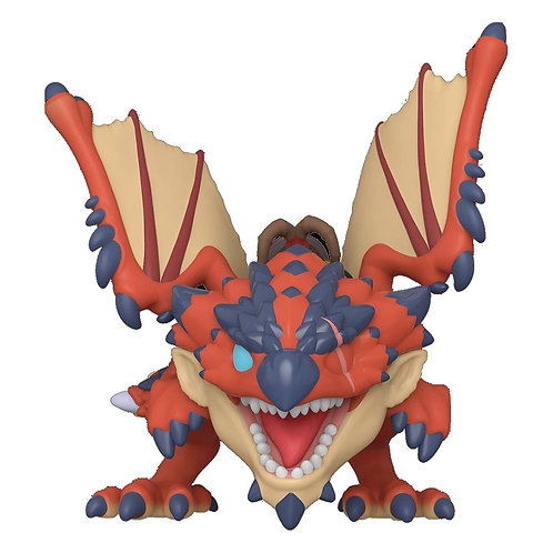 POP ANIMATION MONSTER HUNTER RATHA VIN FIG (C: 1-1-2) FUNKO The characters of Mo