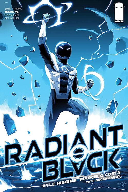 RADIANT BLACK #1 CVR D 11 book bundle (10)Youpick!+(1)1:10