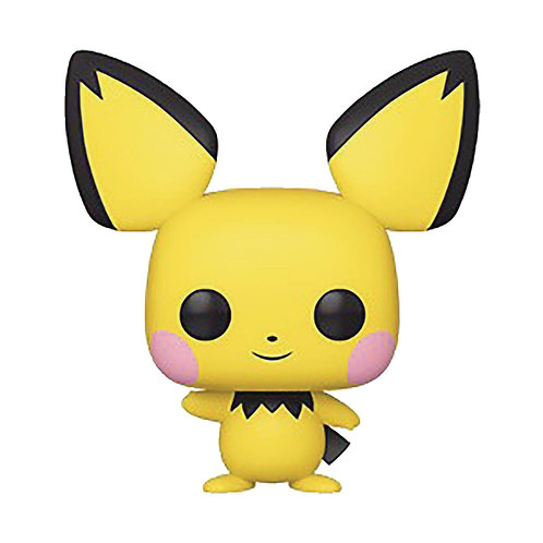POP GAMES POKEMON S2 PICHU VIN FIG (must order 12 or more)