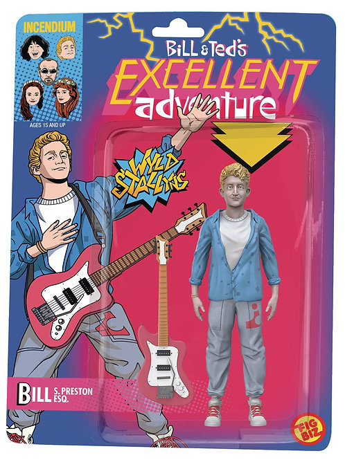 BILL AND TEDS EXCELLENT ADVENTURE BILL 5IN ACTION FIGURE (C: INCENDIUM LLC From