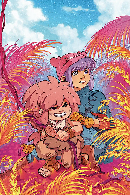 JONNA AND THE UNPOSSIBLE MONSTERS #1 CVR D BARTEL ONI PRESS INC. (W) Chris Samne