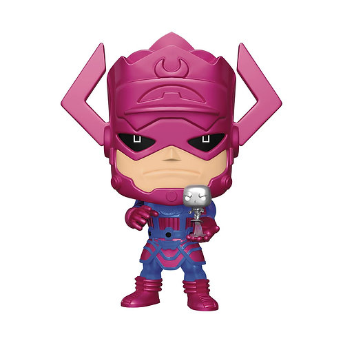 POP JUMBO MARVEL GALACTUS PX 10IN FIG METALLIC VER (C: 1-1-2 FUNKO From Funko. A