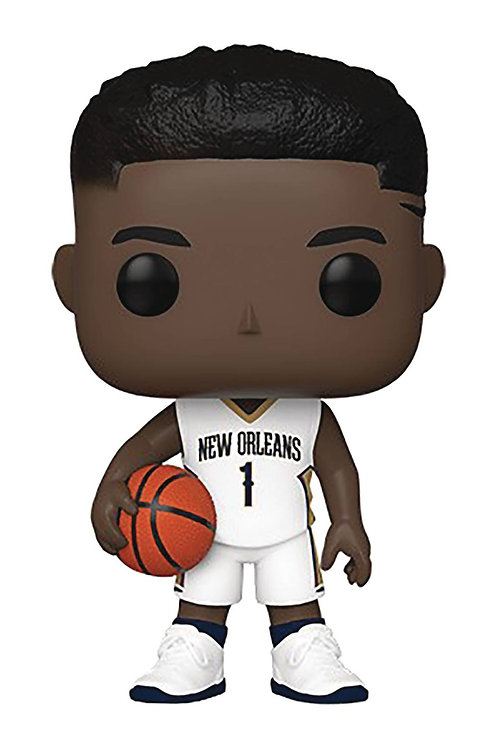 POP NBA NEW ORLEANS PELICANS ZION WILLIAMSON VIN FIG (Must order 12 or more)