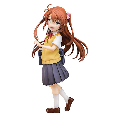 NON NON BIYORI VACATION KOMARI KOSHIGAYA 1/7 PMMA FIG (MUST ORDER 6 OR MORE)