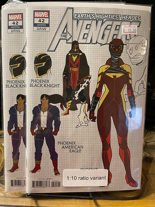 Avengers #42 1:10