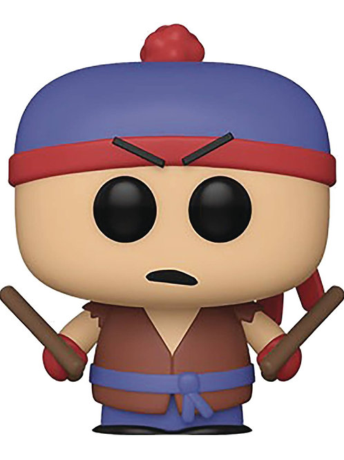 POP ANIMATION SOUTH PARK SHADOW HACHI STAN VINYL FIGURE (Must order 12 or more)