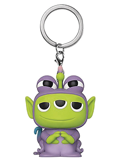 POCKET POP PIXAR ALIEN AS RANDALL KEYCHAIN (Must order 12 or more)
