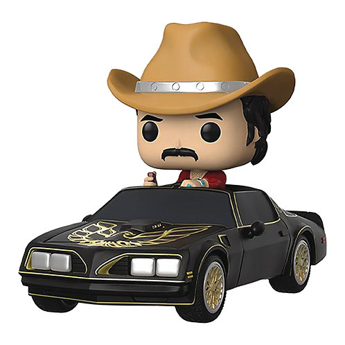 POP RIDES SMOKEY & THE BANDIT TRANS AM VIN FIG (Must order 6 or more)