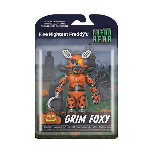 FNAF GRIM FOXY AF (C: 1-1-1) FUNKO From Funko. These animatronics from Five Nigh