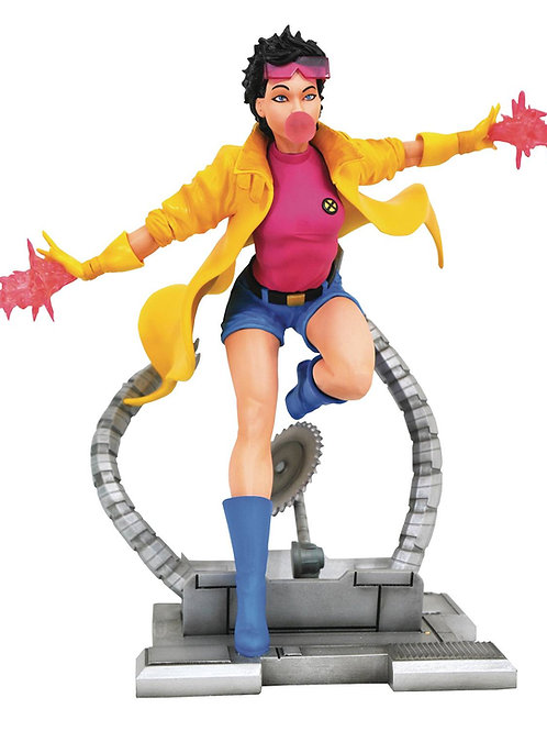 NYCC 2020 MARVEL GALLERY JUBILEE BUBBLE PVC FIG (C: 1-1-2) DIAMOND SELECT TOYS L