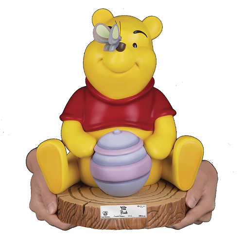 WINNIE THE POOH MC-020 MASTER CRAFT STATUE (Net) (C: 1-1-2) BEAST KINGDOM CO., L