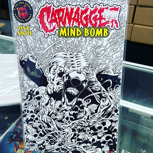 Carnagger #1 Mind Bomb I only have 1!