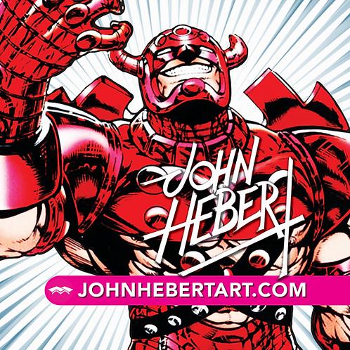 JOHN HEBERT Marvel Comics Artist