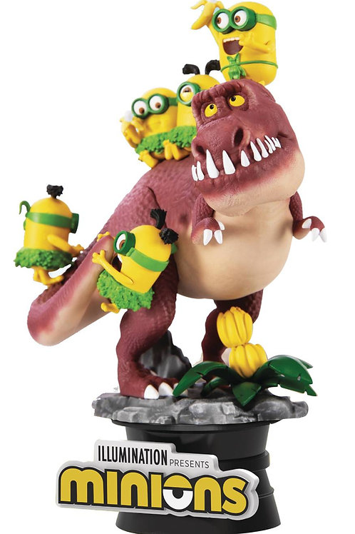 MINIONS DS-048 PREHISTORIC D-STAGE SER 6IN STATUE (C: 1-1-2) BEAST KINGDOM CO.,