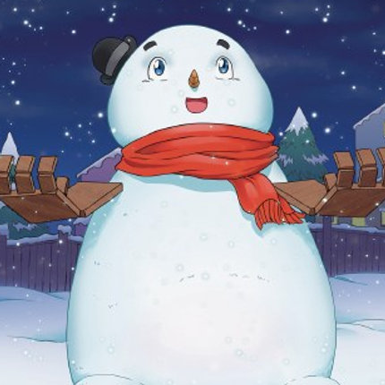 AUSTIN JANOWSKY -Stanley the Snowman, Divine Retribution, Zombies We're Too Huma