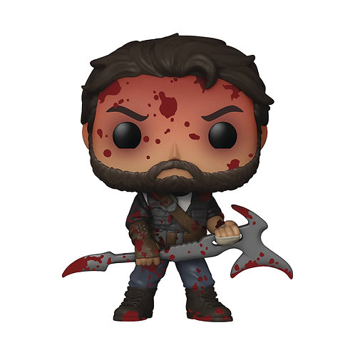 POP MOVIES MANDY RED MILLER BD VINYL FIG (C: 1-1-1) FUNKO From Funko. Based on P