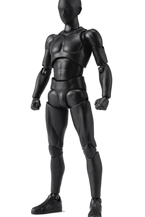 Body-Kun Solid black color ver DX set 2 S.H. figuarts