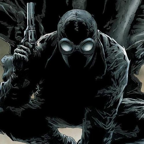 FABRICE SAPOLSKY - Co-Creator of Spider-Man: Noir