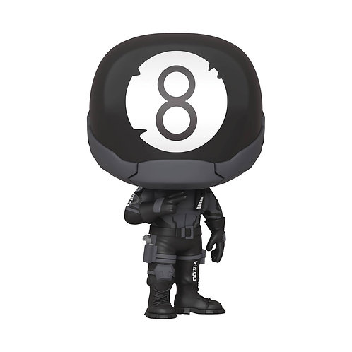 POP GAMES FORTNITE 8BALL VINYL FIGURE (C: 1-1-2) FUNKO Are you the first or last