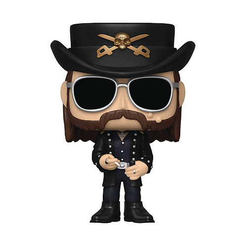 POP ROCKS MOTORHEAD LEMMY VIN FIG (Must order 12 or more)