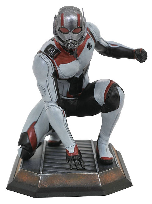 MARVEL GALLERY AVENGERS 4 QUANTUM REALM ANT-MAN PVC FIG (C: DIAMOND SELECT TOYS