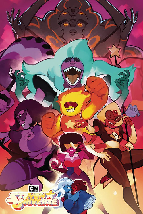 STEVEN UNIVERSE #28 CONVENTION EXCL VAR BOOM! STUDIOS *  Don't miss your opportu