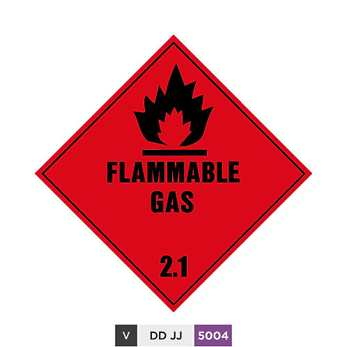 Flammable Gas 2.1