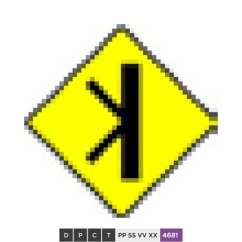 Merging and Diverging Traffic