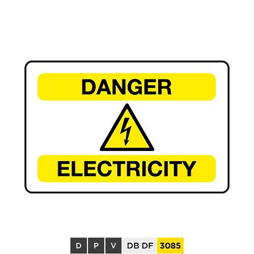 Danger, Electricity