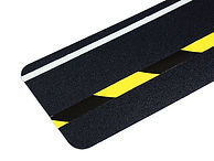 150mmx610mm Hazard and Glow in the Dark Stripe