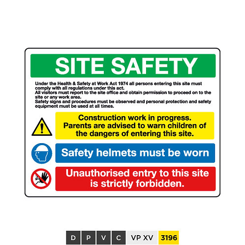 Site Safety Guide