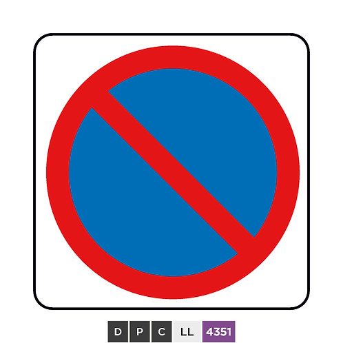 Restricted no stopping