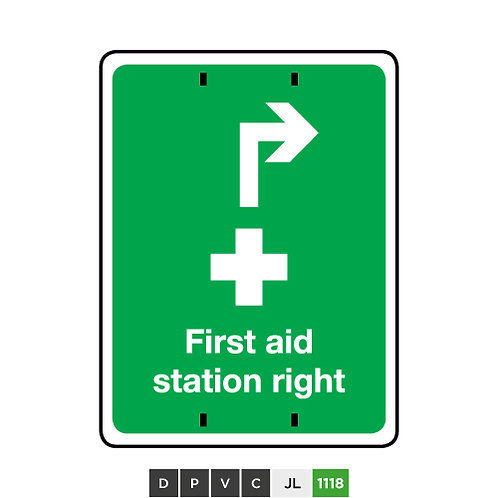 First Aid Station Right