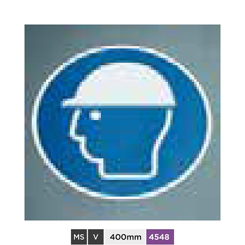 Helmet / Head protection symbol