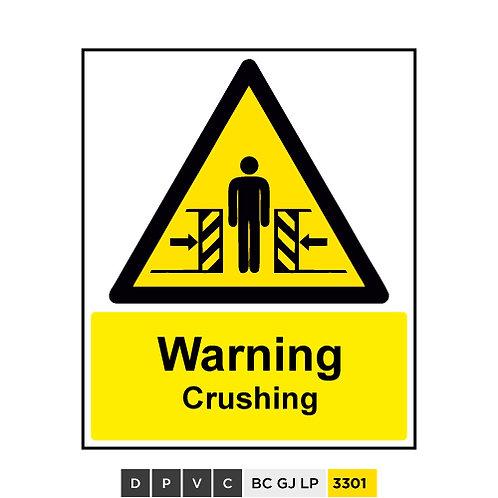 Warning, Crushing