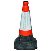 50cm RoadHog™ 1150 Cone with Sealbrite™ Sleeve