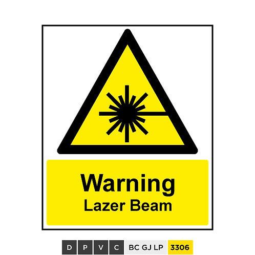 Warning, Lazer Beam