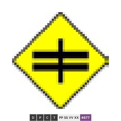 Crossroads Ahead at Dual C'way
