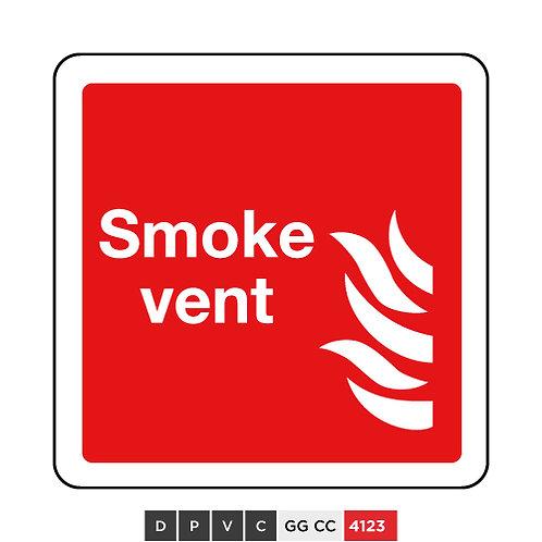 Smoke vent