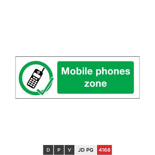 Mobile phones zone
