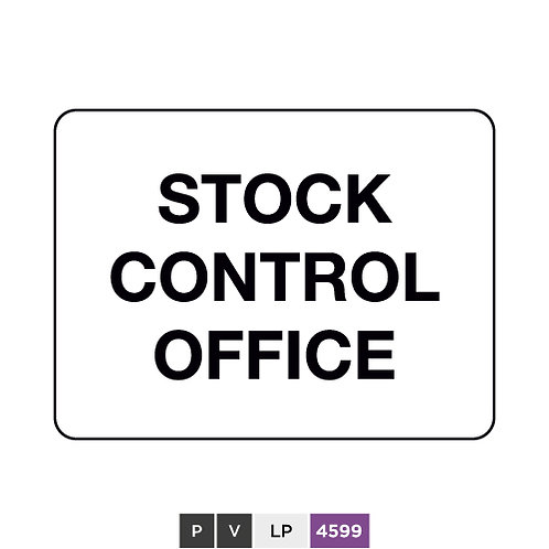 Stock Control Office