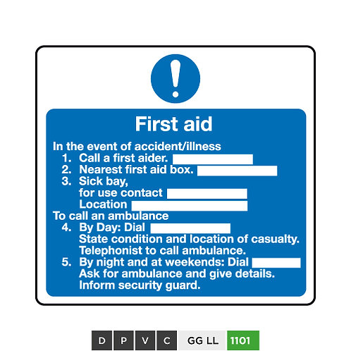First Aid Guide