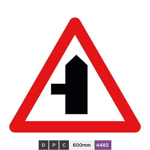 Junction ahead