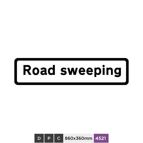 Road sweeping