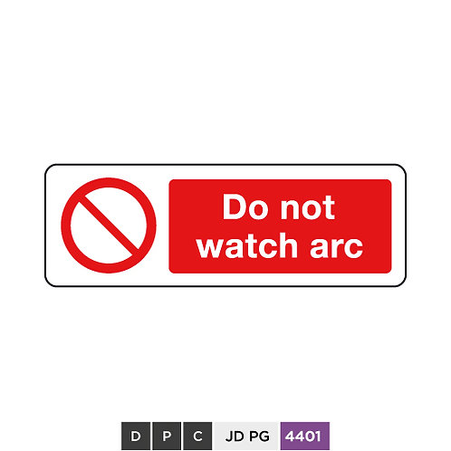 Do not watch arc