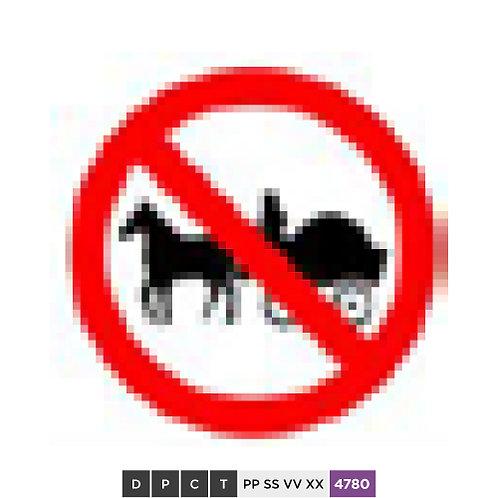 No Horse and Carts