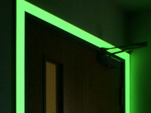 Egress Glow in the Dark Marking Tape