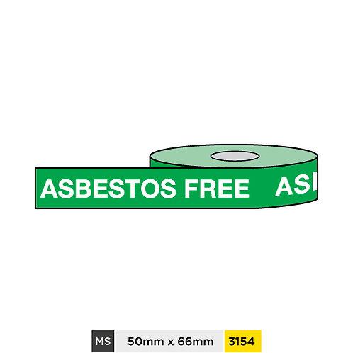 Asbestos free